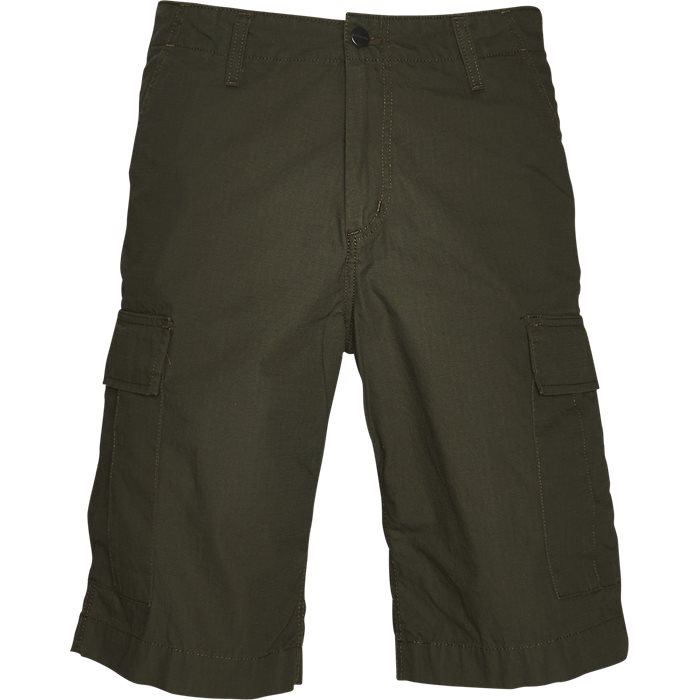 Shorts - Regular - Green